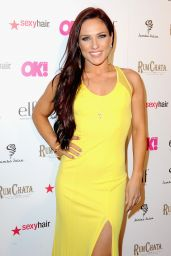 Sharna Burgess – OK Magazine's So Sexy LA Event – May 2014