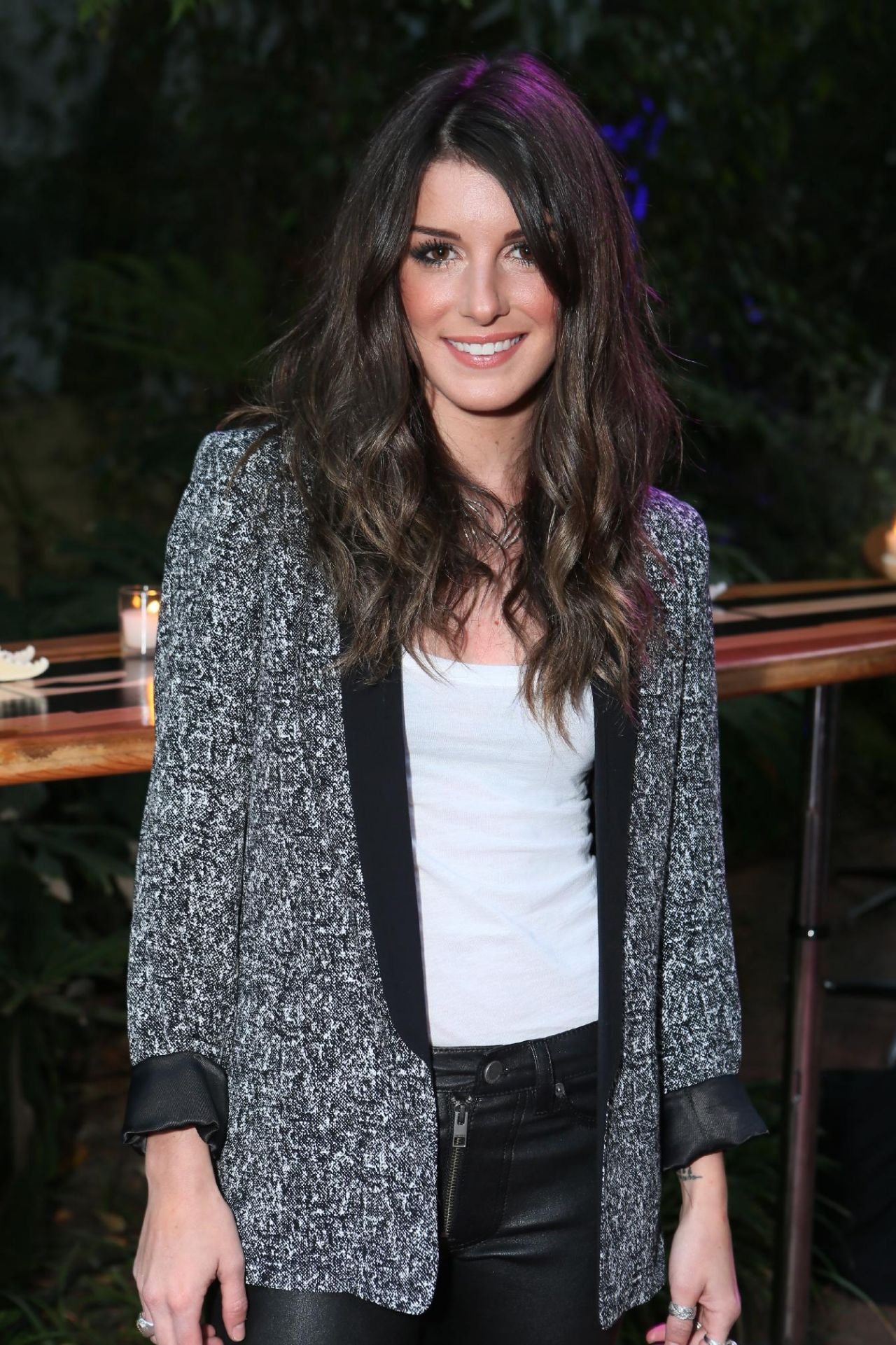 Shenae Grimes at Joico