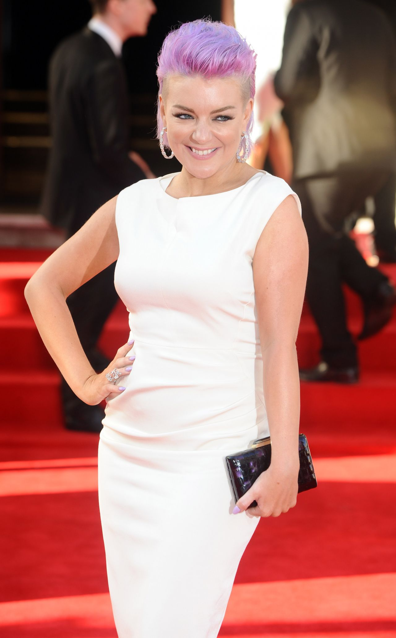 Sheridan Smith - 2014 British Academy Television Awards in London