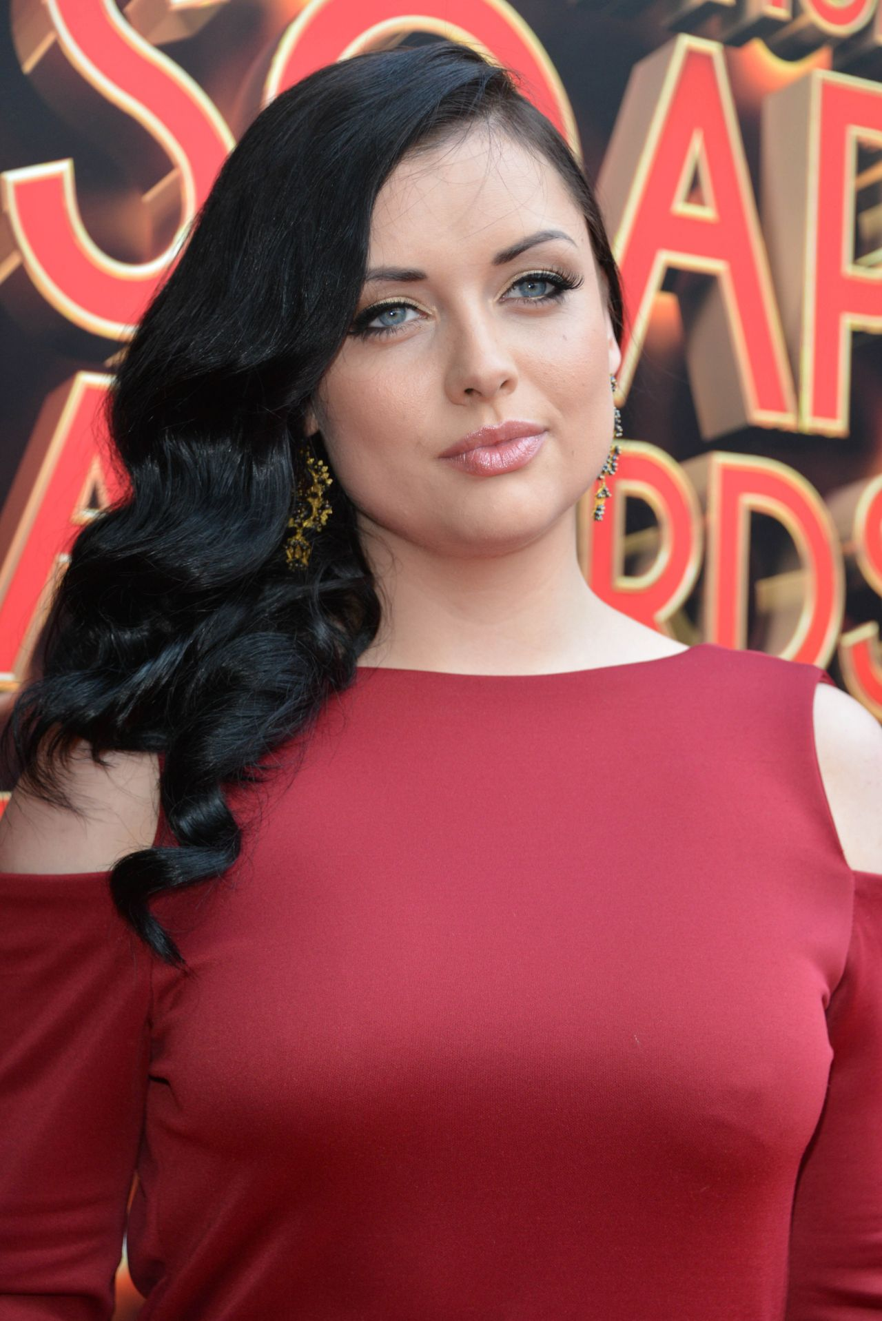 Shona McGarty - 2014 British Soap Awards in London