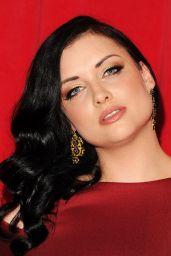 Shona McGarty - 2014 British Soap Awards in London