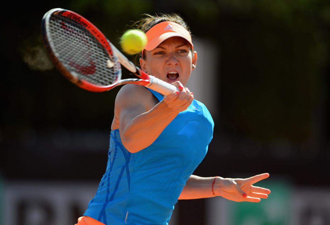 rome open tennis 2014 schedule - photo#1