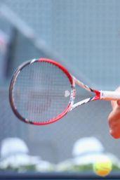 Simona Halep – Mutua Madrid Open 2014 – Day Five