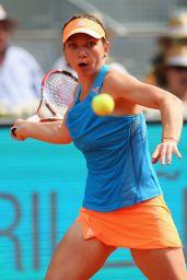 Simona Halep - Mutua Madrid Open 2014 - Final