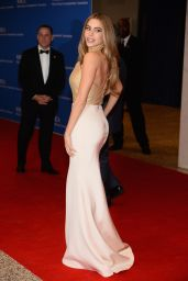 Sofia Vergara Wearing Romona Keveza Gown – 2014 White House Correspondents' Dinner