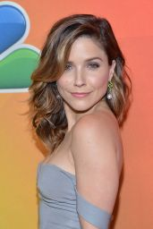 Sophia Bush - NBC Upfront Presentation in New York City - May 2014