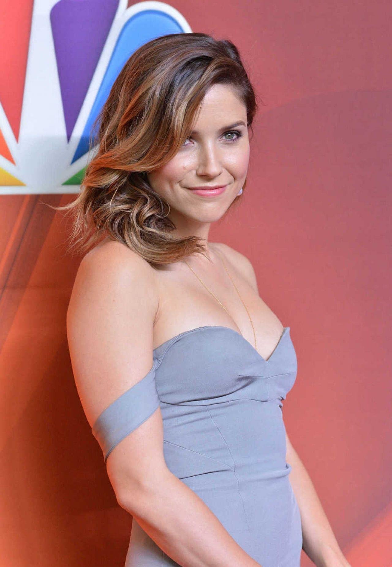 Sophia Bush Nbc Upfront Presentation In New York City