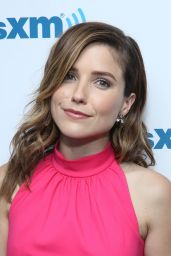 Sophia Bush - SiriusXM Studios in New York City - April 2014