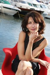 Sophie Marceau Photoshoot During Cannes Film Festival - May 2014