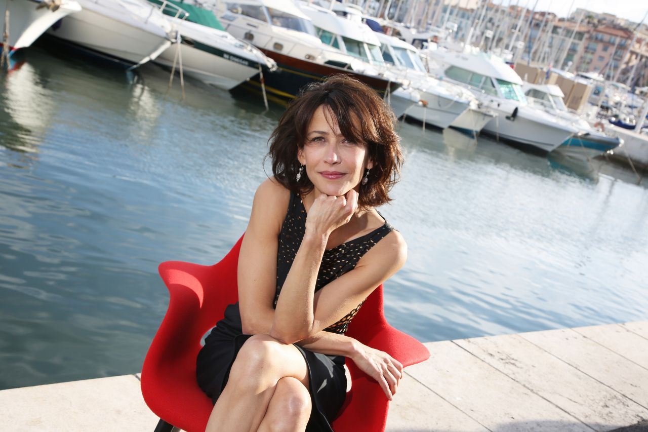 Sophie Marceau Photoshoot During Cannes Film Festival
