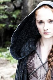 Sophie Turner - Promo Photo from Game of Thrones - Season 4 Episode 5