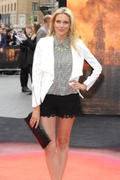 Stephanie Pratt -  – 'Godzilla' European Premiere in London