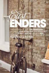 Suki Waterhouse - Teen Vogue Magazine February 2014 Issue