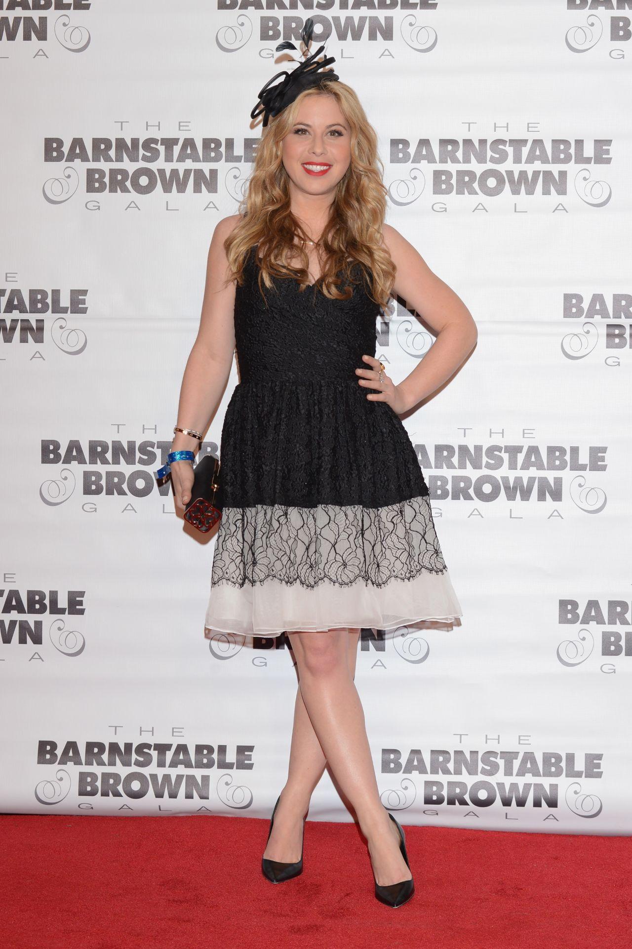 Tara Lipinski - The Barnstable Brown Kentucky Derby Eve Gala - May 2014
