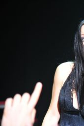 Tarja Performed in Rome - May 2014