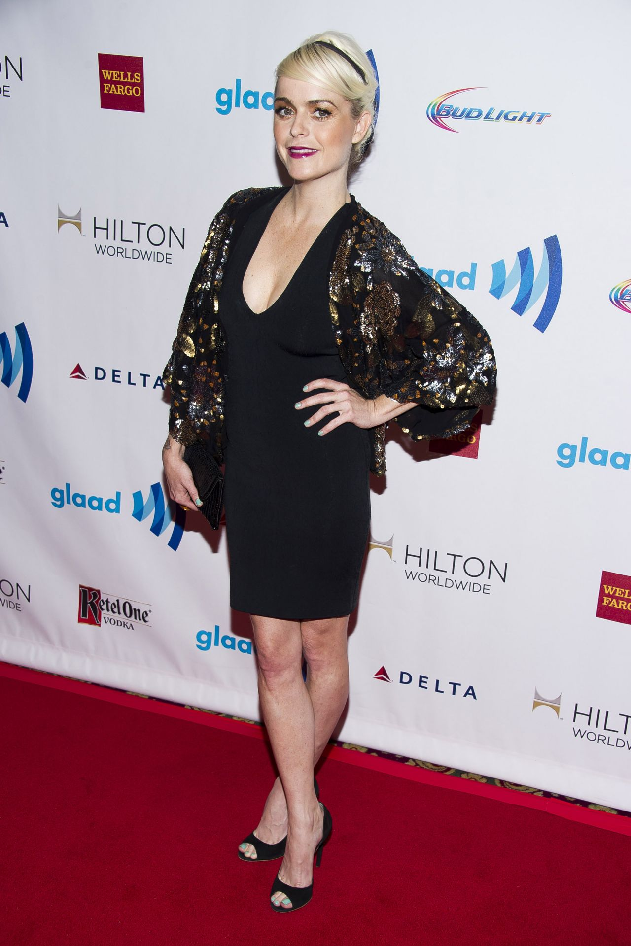 Taryn Manning – 25th Annual GLAAD Media Awards