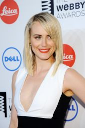Taylor Schilling - 2014 Webby Awards in New York City