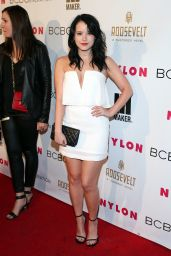 Taylor Spreitler – Nylon Magazine Young Hollywood Party – May 2014