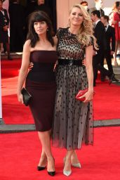 Tess Daly and Claudia Winkleman - 2014 British Academy Television Awards in London