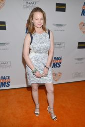 Thora Birch - 2014 Race To Erase MS Event in Century City