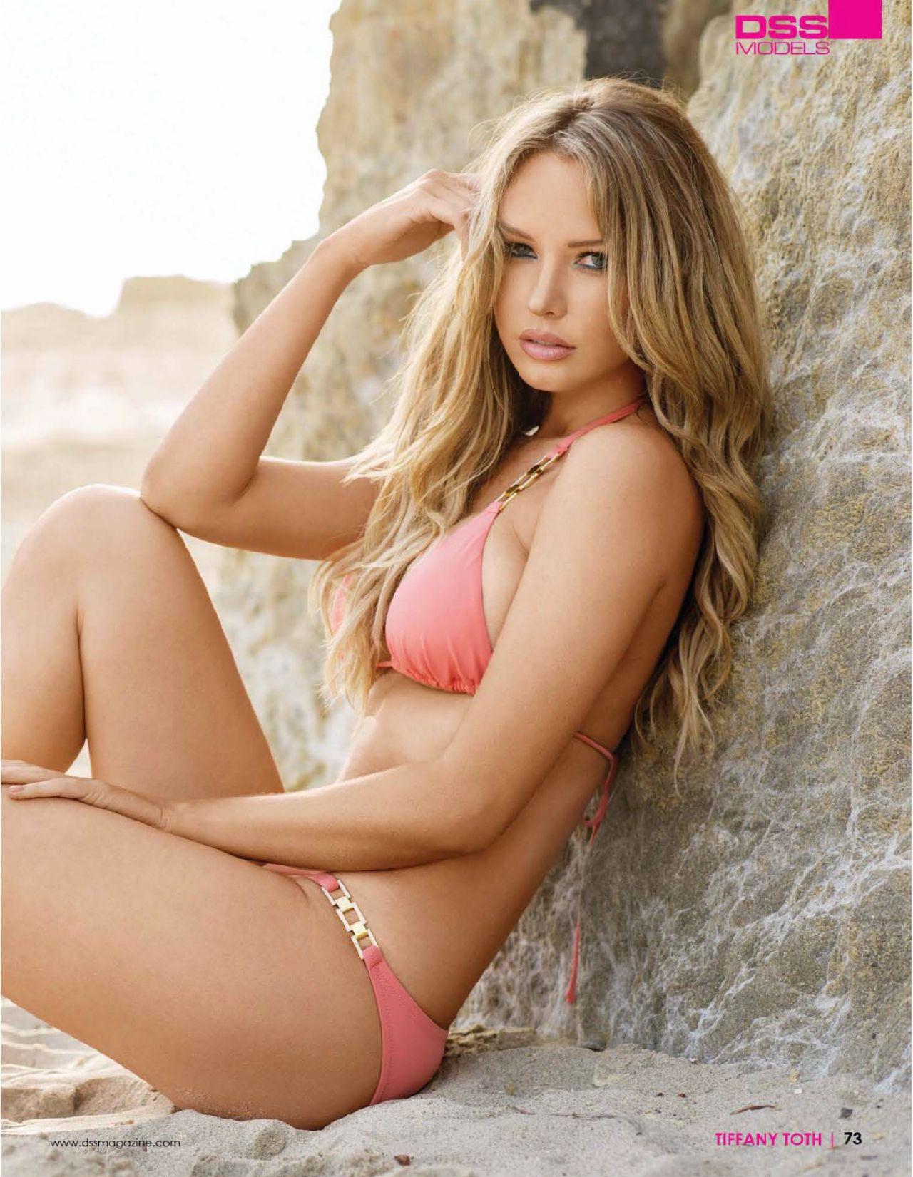 Tiffany Toth Dss Magazine Spain May June 2014 Issue
