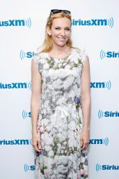 Toni Collette - SiriusXM Studios in New York City - May 2014