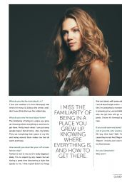 Tracy Spiridakos - Glamoholic Magazine May 2014 Issue
