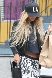 Vanessa Hudgens - Out in Studio City - May 2014