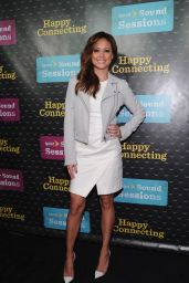 Vanessa Lachey - Sprint Sound Sessions in New York City