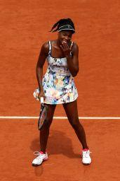 Venus Williams – 2014 French Open at Roland Garros – Second Round