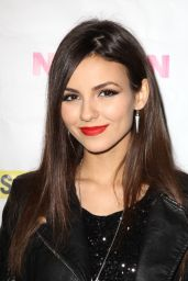 Victoria Justice - Nylon Magazine Music Issue party in Los Angeles – May 2014