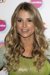 Vogue Williams - 2014 Lorraine