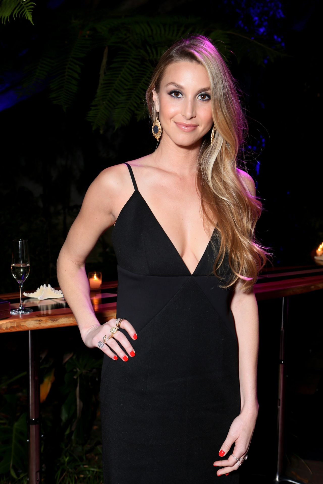 Whitney Port - Joico's Summer Event – May 2014