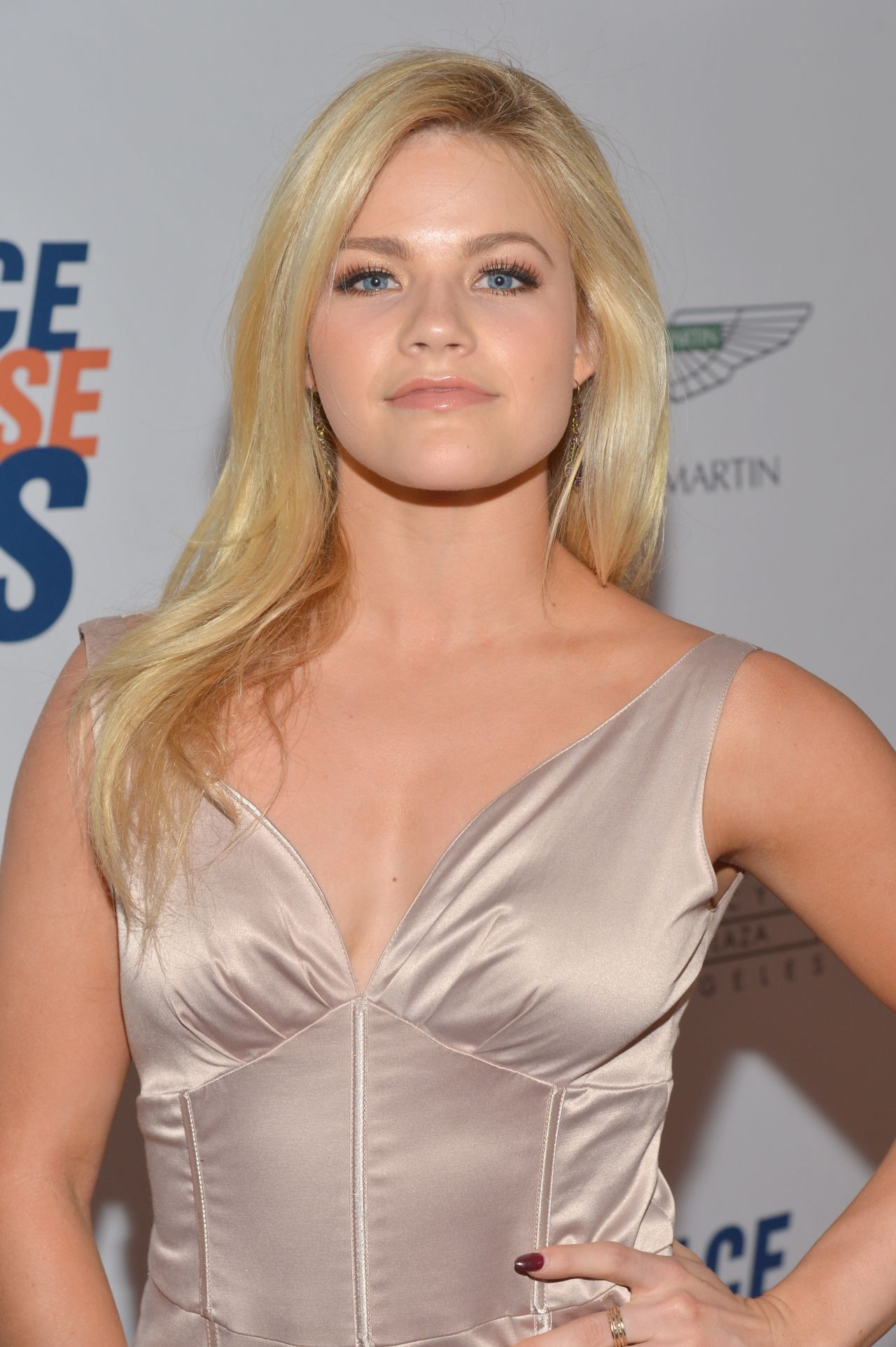 Witney Carson – 2014 Race To Erase MS Event in Century City