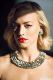 Yvonne Strahovski Photoshoot  2014 (Mike Rosenthal)