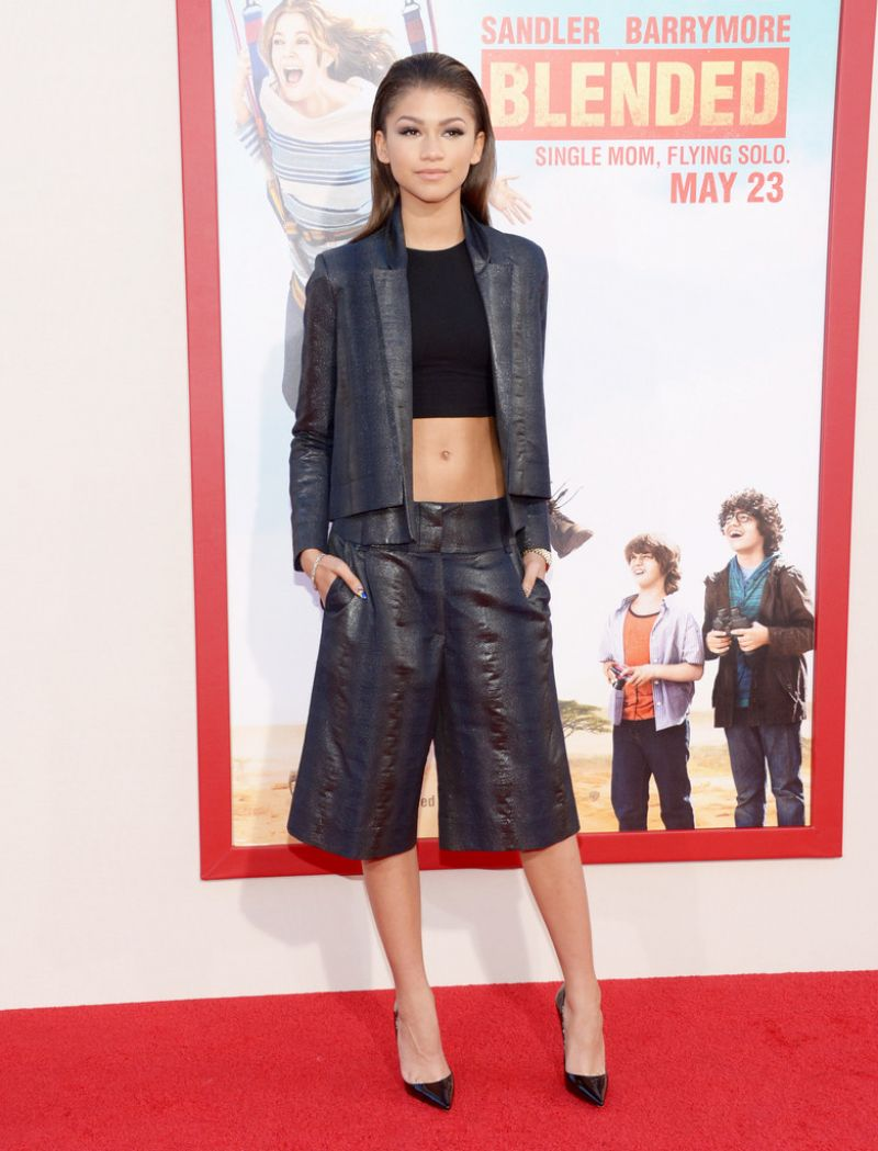 Zendaya – 'Blended' Premiere in Hollywood