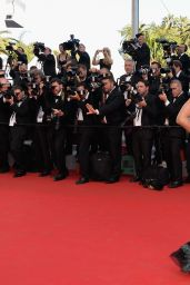 Zoe Saldana Wearing Jason Wu Dress  -