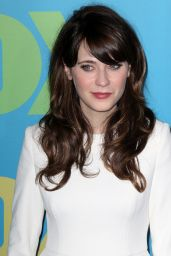 Zooey Deschanel – FOX Network 2014 Upfront Event in New York City