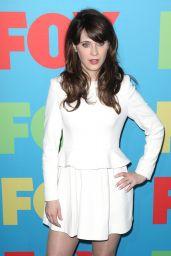 Zooey Deschanel – FOX Network 2014 Upfront Event in New York City
