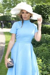 Danielle Lineker - Day 1 of Royal Ascot at Ascot Racecourse - June 2014