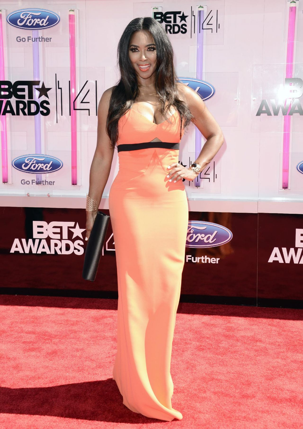 Kenya Moore - 2014 BET Awards
