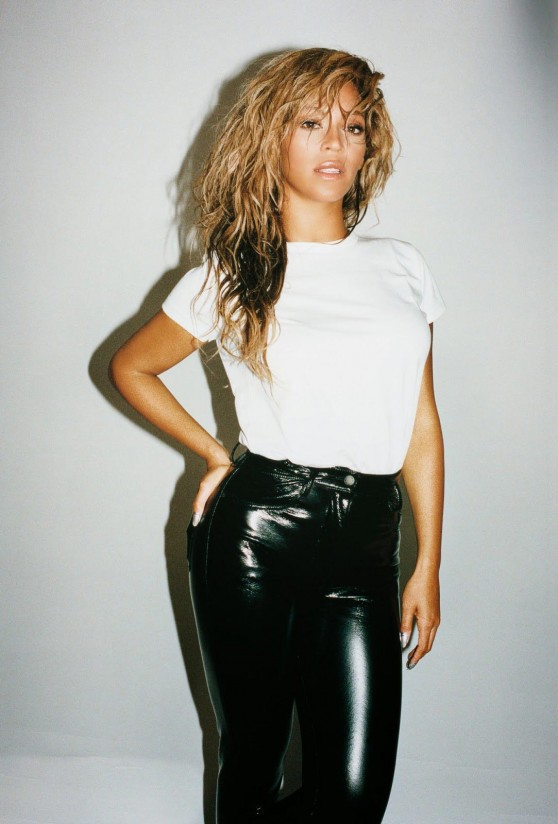 Beyonce - T: The New York Times Style Magazine (Culture, Art and Style) - Summer 2014