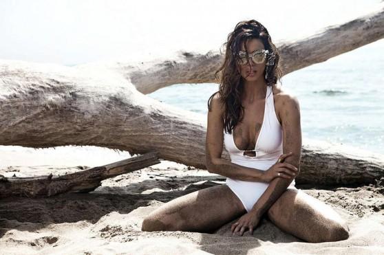 Catrinel Menghia Bikini Photoshoot - The One Magazine June 2014