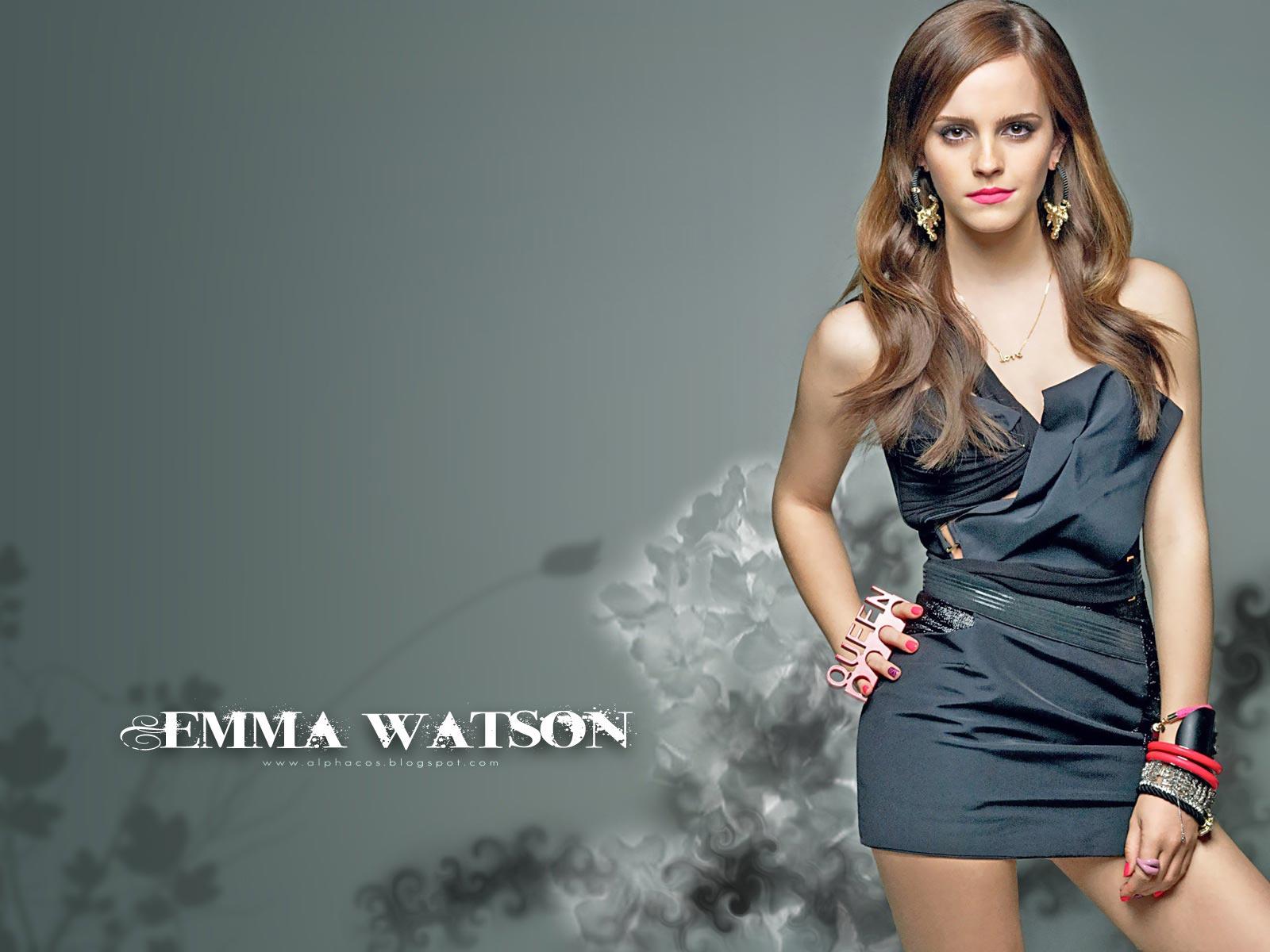 Emma Watson Wallpapers (+8) • CelebMafia