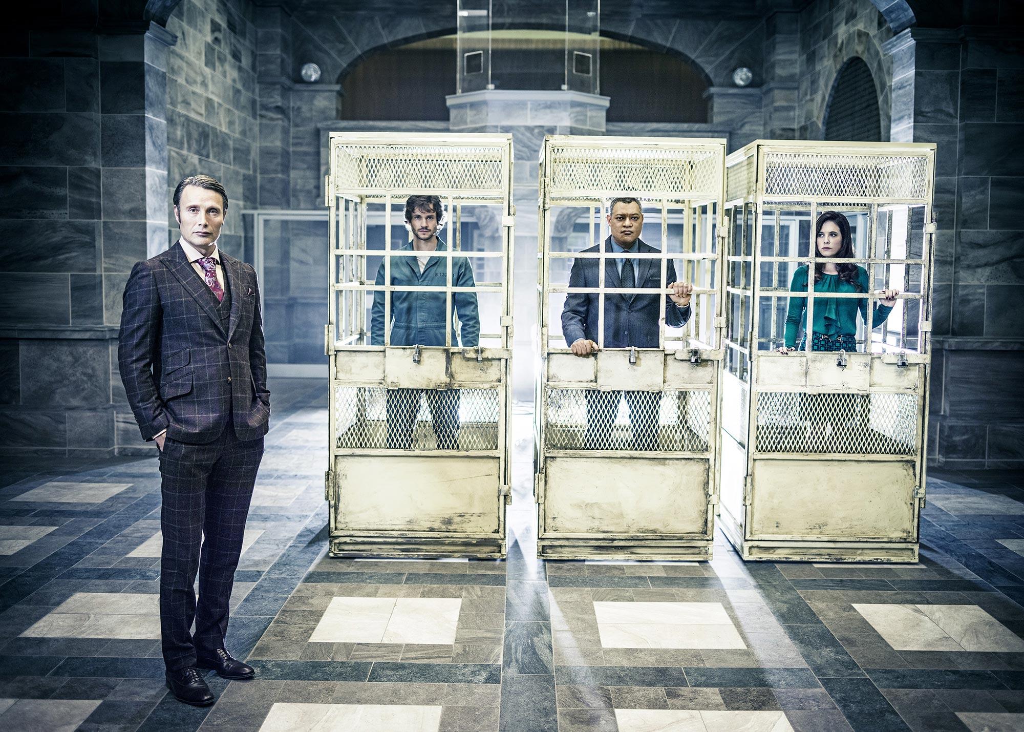 Caroline Dhavernas Hannibal Tv Series Season 2 Promo