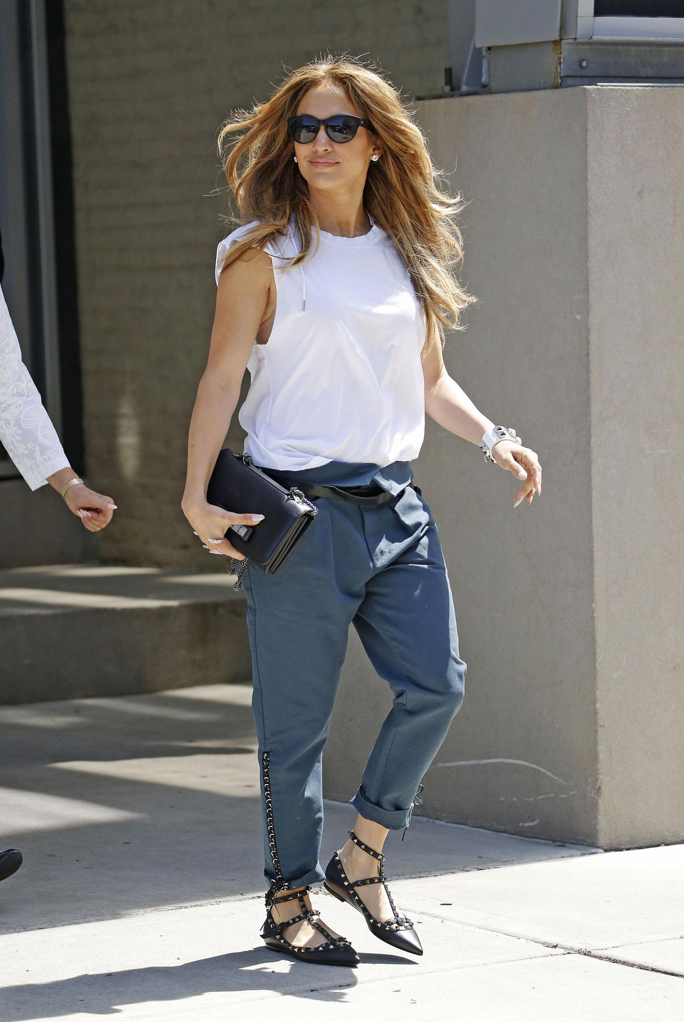 Jennifer Lopez Casual Style Images Galleries With A Bite