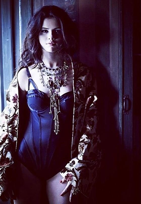 Selena Gomez - Instagram Pic - June 2014