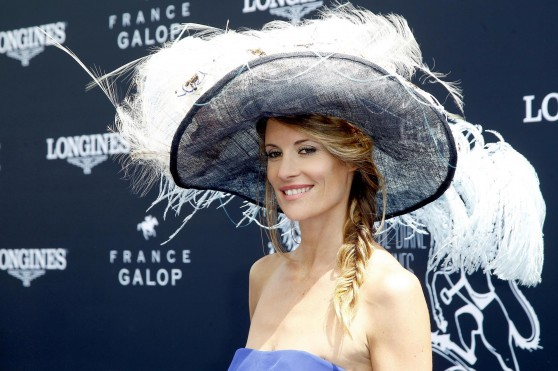 Sophie Thalmann – 'Prix de Diane Longines 2014′ in Chantilly – June 2014