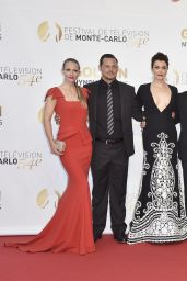 A.J. Cook – Closing Ceremony of the 54th Monte-Carlo Television Festival