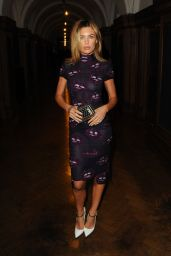 Abbey Clancy - Jimmy Choo Fashion Show - June 2014